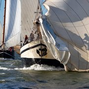 3 Holland Sailschepen in top Klipperrace